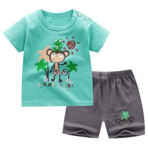 Pijama pentru baietei - Broscuta