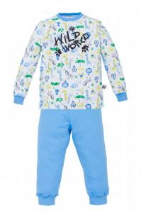 Pijama pentru baieti - Colectia Wild World