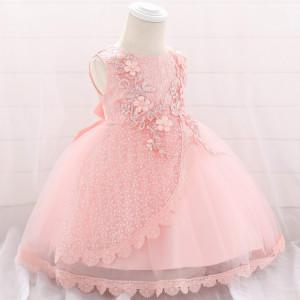 Rochita ocazie - Pink flowers