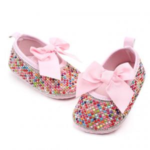 Pantofiori de ocazie cu pietricele colorate
