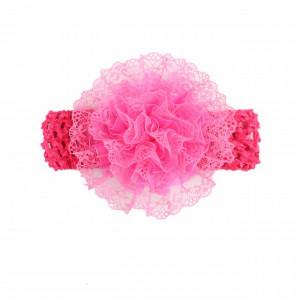 Bentita pentru fetite - Floarea dantelata
