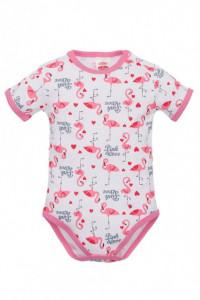 Body pentru bebelusi - Colectia Flamingo