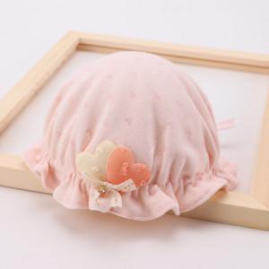 Boneta roz - Inimioare