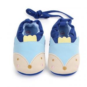 Botosei bebelusi albastri - Cap de vulpita