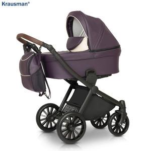 Carucior 3 in 1 model Rider Soft Purple