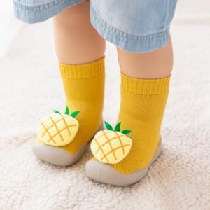 Mocasini cu talpa antiderapanta - Ananas