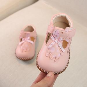 Pantofiori roz - Sweet giraffe
