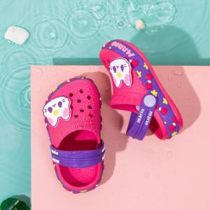 Papuci din cauciuc pentru fetite - Pisicuta