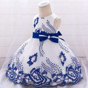 Rochita ocazie - White and blue