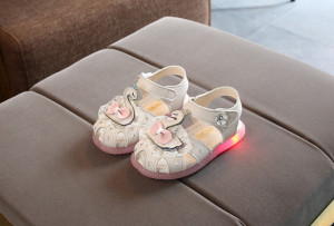 Sandale ivoire - Regina lebada