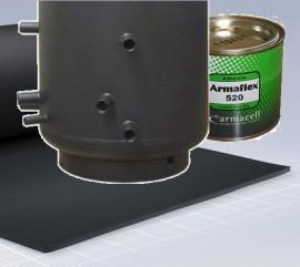 Izolatie pentru boiler / puffer