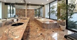 Poze Solutie impermeabilizare granit si gresie baie