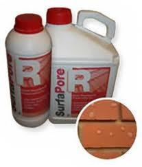 Solutie de impermeabilizare pentru caramida aparenta, tigla, lut si produse ceramice