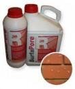 Solutie pentru protectie caramida aparenta, tigla, lut si produse ceramice