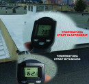 Vopsea elastomerica termoizolanta si hidroizolanta pentru acoperis si piscine