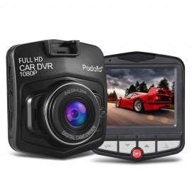 Poze Mini Camera auto DVR GT3XX 1080P Full HD Inregistrare pe Card Vedere Noapte G-sensor Dash Cam