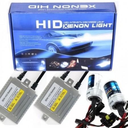 Poze Promotie - Kit Xenon Bixenon Digital CanBus 35W slim H1 H3 H7 H8 H11 HB3 HB4 + 2*Leduri Canbus Cadou