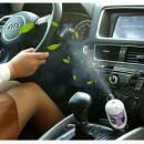 Umidificator, odorizant, aromaterapie auto, conexiune 12v