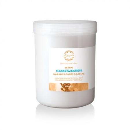 Crema masaj cu Portocale si SCORTISOARA - 1.000 ML
