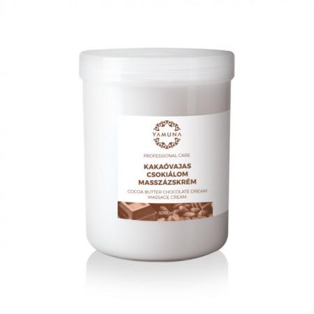Crema de masaj Anticelulitica si Relaxare cu CIOCOLATA Yamuna