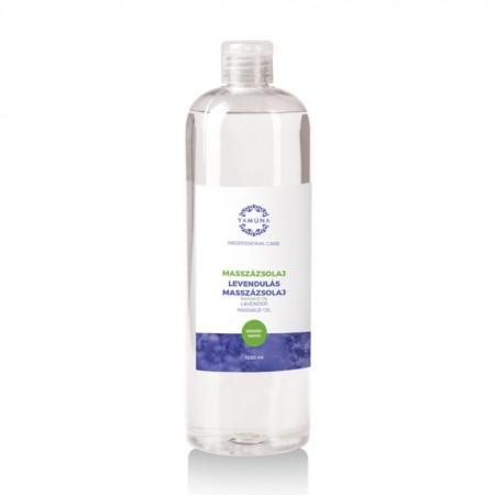 Ulei de masaj cu Levantica - Yamuna - 250 ml sau 1.000 ml