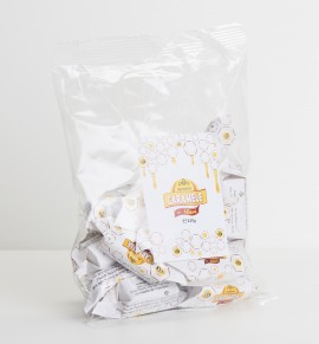 Caramele cu miere 250g Apidava