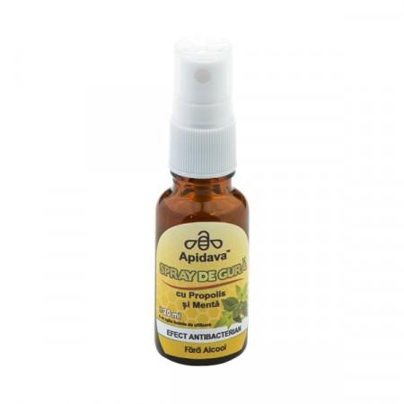 Spray de gura 20 ml Apidava