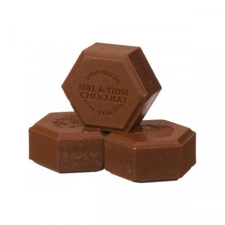 Sapun cu miere si ciocolata 100g Apidava