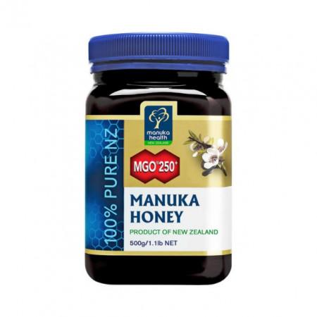 Miere De Manuka MGO 250+ MANUKA HEALTH 500g
