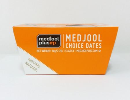 Curmale Medjool Large 1 kg PVN