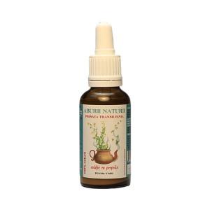 Aburii Naturii - Soluţie cu propolis pentru copii (răceli) 30 ml Prisaca