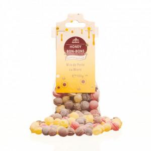 Bomboane mix perle cu miere 100g Apidava