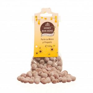 Bomboane perle cu propolis 100g Apidava