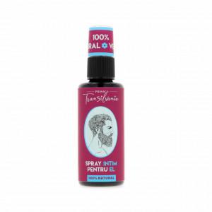 Spray intim pentru EL - 100% natural 50 ml, Prisaca