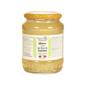 Miere cruda de Salcam 950g Stupina Moldovan