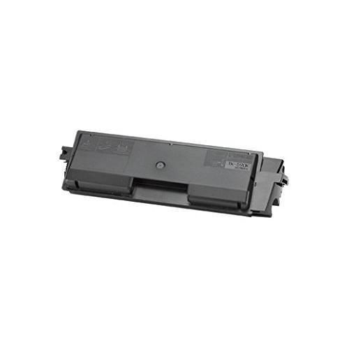 Cartus laser NEGRU Kyocera TK590 BLACK TK-590 ECOSYS M 6026 FS C2016 C2026 C2126 C2526 de 7000 pagini