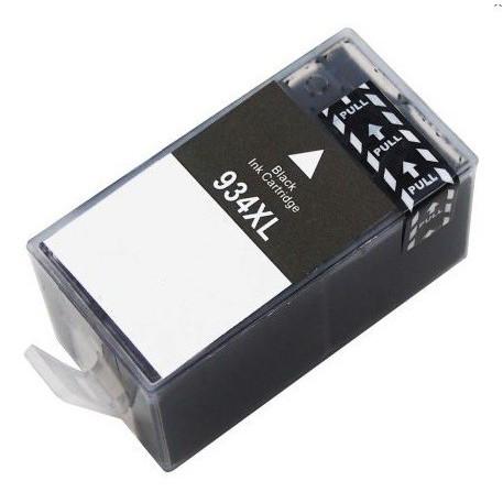Cartus NEGRU HP934XL HP 934XL HP934-XL HP 934 XL C2P23AE compatibil 1000 pagini