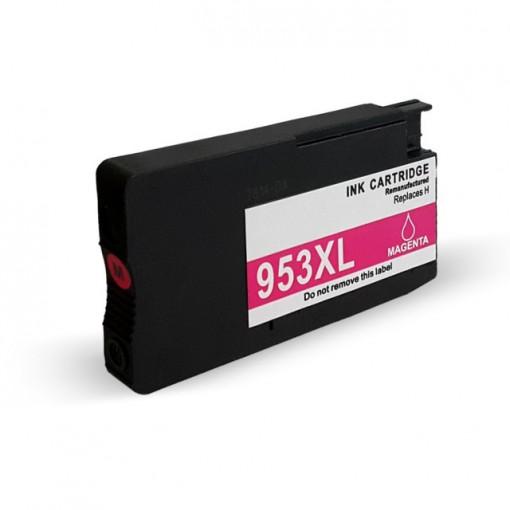 Cartus MAGENTA HP953XL HP-953XL HP953-XL F6U17AE compatibil ROSU F6U13AE HP 953 XL - PROMOTIE !