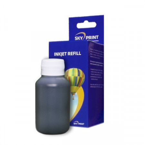 Cerneala HP neagra bulk Refill Sky H21B ( H21 Black ) - 500 ml