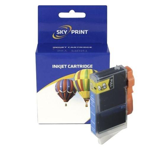 Cartus compatibil color HP364C no chip * CB318EE * HP364 C CYAN albastru fara cip