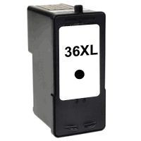 Cartus NEGRU LEXMARK-36XL 18C2170E LEXMARK36 XL compatibil BLACK