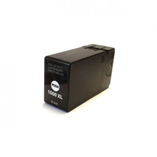 Cartus NEGRU CANON PGI-1500XL BLACK PGI1500-XL compatibil PRET PROMO !!!