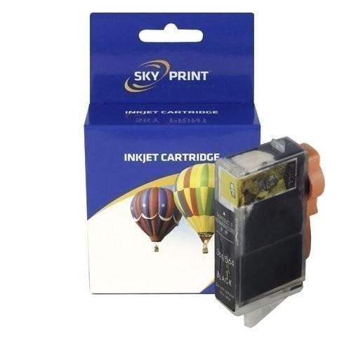 Cartus compatibil ROSU HP364XL-M no chip * CB324EE * HP 364XL M  HP364 XL magenta fara cip