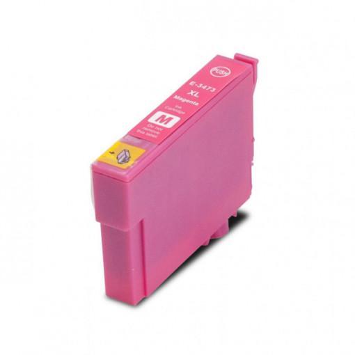 cartus epson 34xl magenta rosu purpuriu t3473 t3473xl