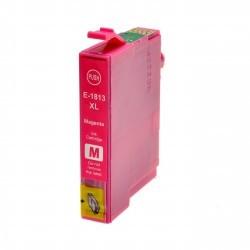Cartus rosu EPSON 18XL T-1813XL T1813-XL C13T18134010 Magenta compatibil Epson Expression Home XP 30 102 202 205 302 305 402 405