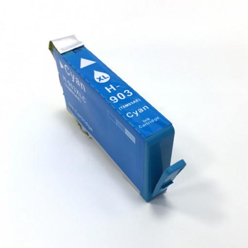 Cartus ALBASTRU HP903 XL HP 903XL T6M03AE CYAN compatibil HP Officejet PRO 6950 6960 6970