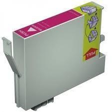 Cartus compatibil color EPSON T-0443 Rosu  ( Cartuse T-443 Magenta )