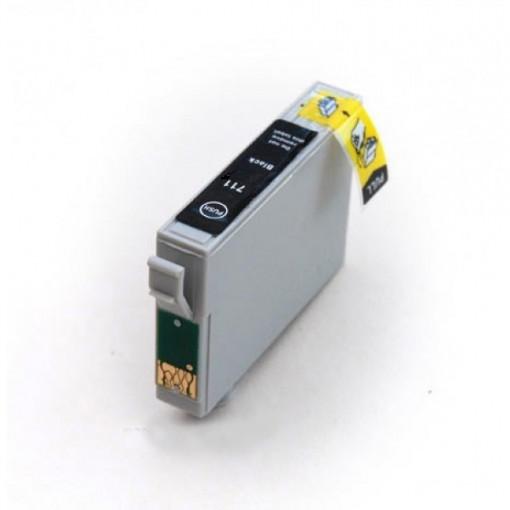 Cartus compatibil negru EPSON T0711 T711 standard T-0711 black