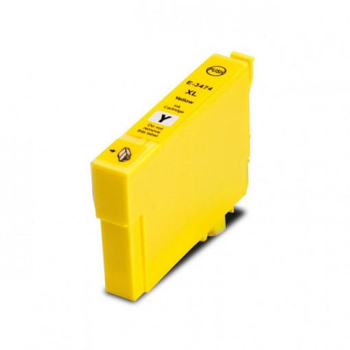 cartus epson 34xl galben yellow t3474 t3474xl