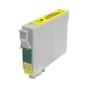 Cartus compatibil color EPSON T-1284 Galben  ( Cartuse T1284 Yellow )